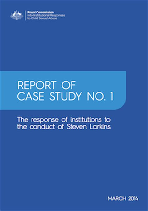 Writing case report